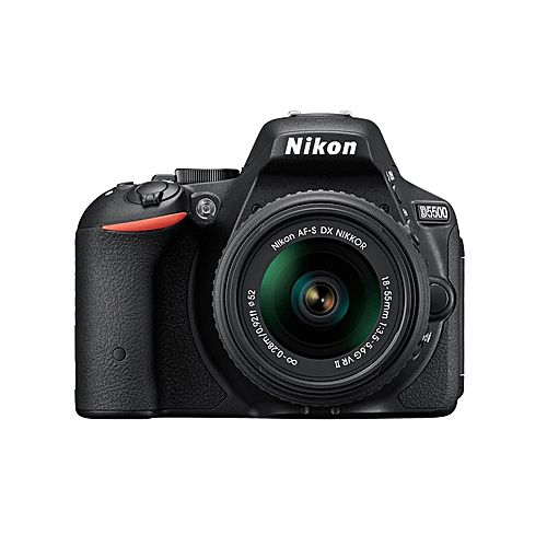 Nikon D5500 DSLR Professional Camera | Buy online | Jumia Nigeria