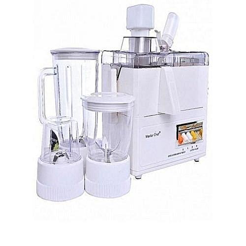 MC-BL6776J 4-In-1 Juicer, Blender, Grinder And Mill