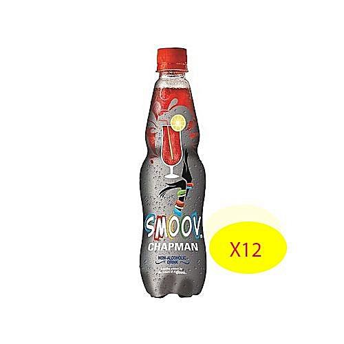 SMOOV CHAPMAN PLASTIC BOTTLE DRINK L