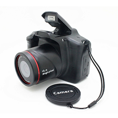 Professional 3in Full HD Camcorder 16X Zoom 12MP Portable Digital Cam Video Camera Photography Accessory