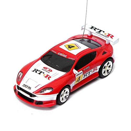 Coke Can Mini Speed RC Radio Remote Control Micro Racing Car Toy Gift HOT SW Batteriebetriebene Fahrzeuge
