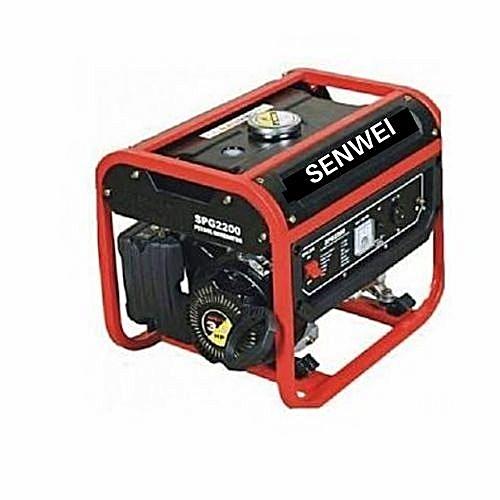 1.8KVA Manual Start Generator -