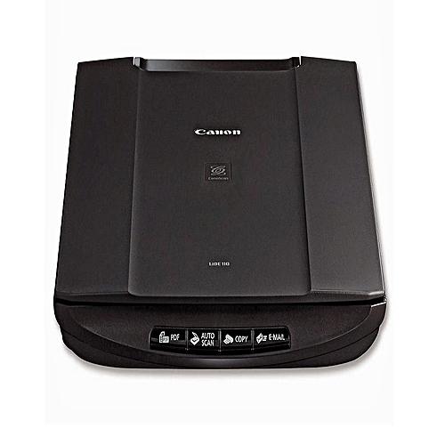 Scanner LiDE 120- Black