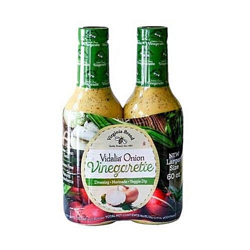 Vidalia Onion Vinegarette-2-in-1 Pack