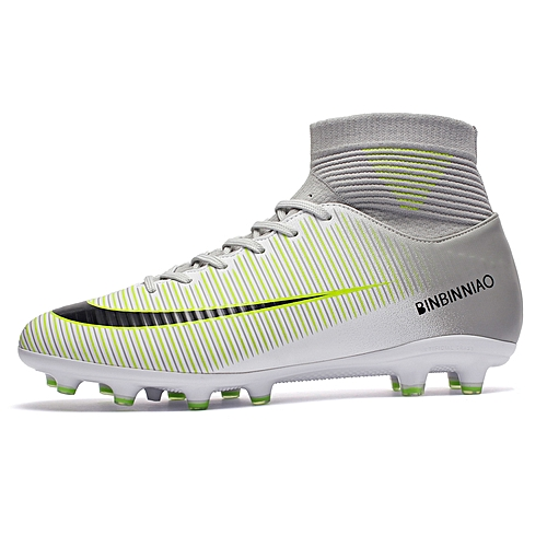 High-tops Soccer Shoes Football Boots Suit Fashion Men And Kids Hot Sale Sports Shoes