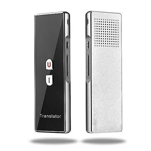 Portable Smart Voice Translator Real Time 40 Languages Translation Instant Traductor Translator Learning Business WOEDA