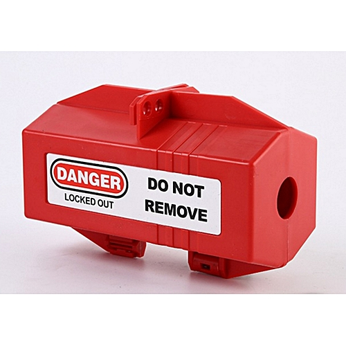 Industrial Safety Plug Lock Box For Lab Factory Home Safety