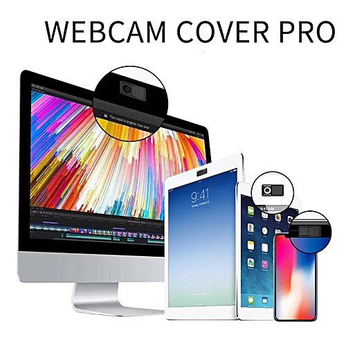 3Pcs Webcam Cover Ultra-Thin Slide Privacy Protector Camera Cover For Laptop Phone