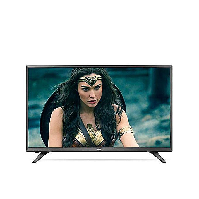 32 Inch Digital LED TV-32LJ500 - Black