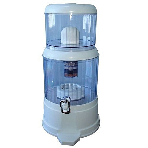 Water Purifier Filter And Dispenser - 14 Litres
