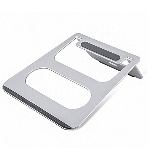 Cooskin Universal Folding Laptop Stand Aluminum Alloy Cooling Adjustable Desk Stand PC Tablet Holder
