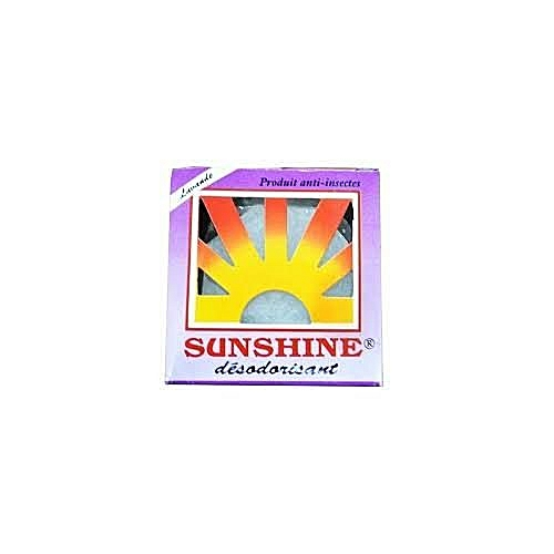6 Pieces - Sunshine Air Freshener - Wax Of Different Fragrances