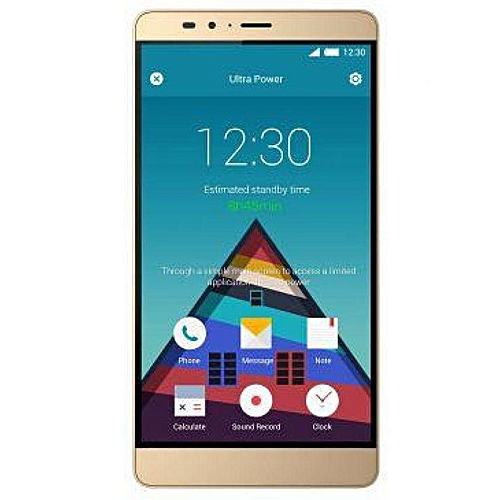 Note 2 (X600) 6-Inch IPS LCD (1GB RAM,16GB ROM) Android 5 1 Lollipop, 13MP  + 2MP Smartphone - Gold