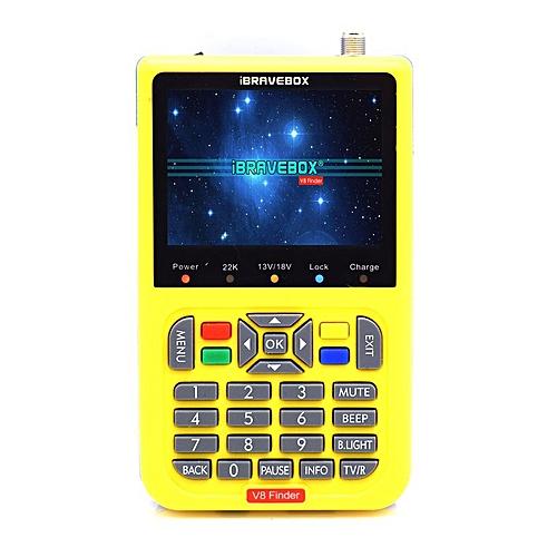 TA 3.5 Inch LCD Display GTmediaV8Finder DVB-S Digital Signal Satellite Finder