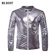 5c071ab0434d98 Men  039 s Hip Hop Street Jacket Men  039 s Nightclub Smooth