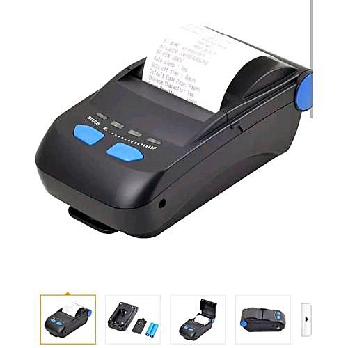 Xprinter Mini Bluetooth Receipt Mobile Printer 58mm Paper
