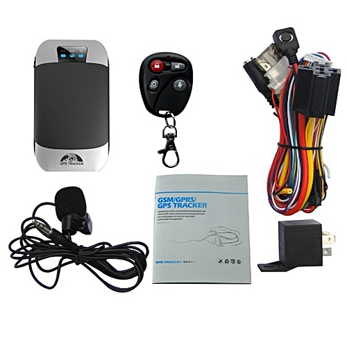 Generic Vehicle Car Gps Gsm Gprs Sms Tracker Gps 303g