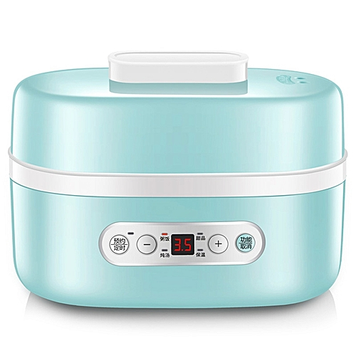 LIFE ELEMENT H16 Electric Soup Cooker Ceramic Stew Pot