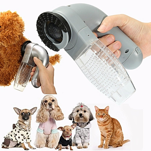 Generic Electric Dog Cat Pet Hair Fur Grooming Clipper Shaver Trimmer Scissors Remover-Intl