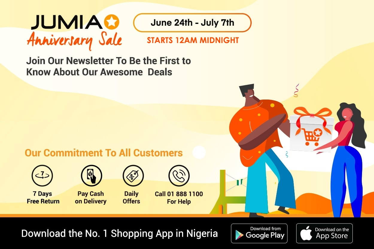 657f06a59 Black Friday Sale Has Ended - Join us in 2019 Black Friday | Jumia ...