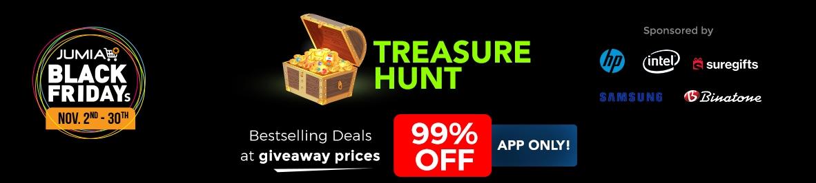 treasure hunt slice