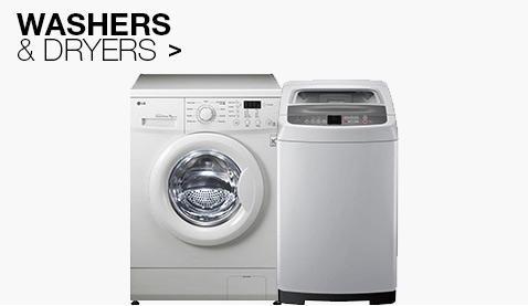 washers and dryers on Jumia