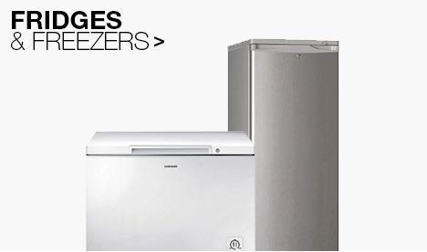 fridges and freezers on Jumia