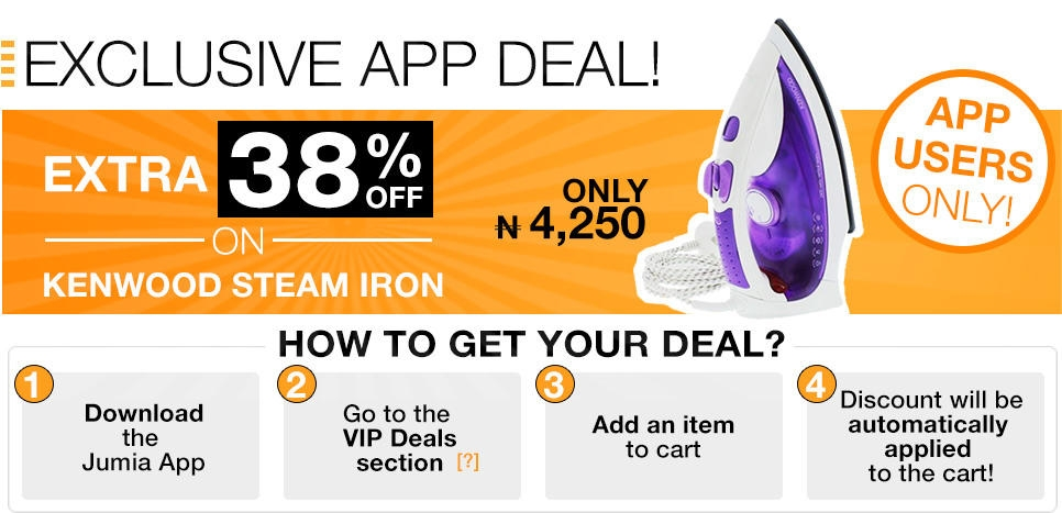 Download Jumia App for Free