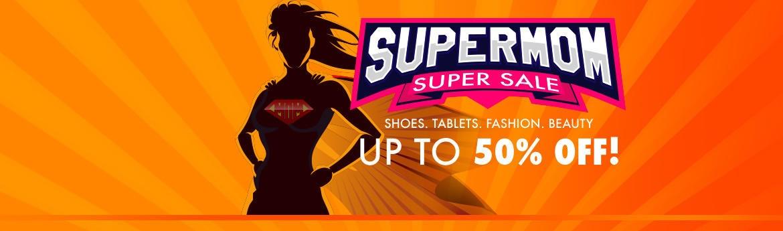 super mom, super sale on Jumia