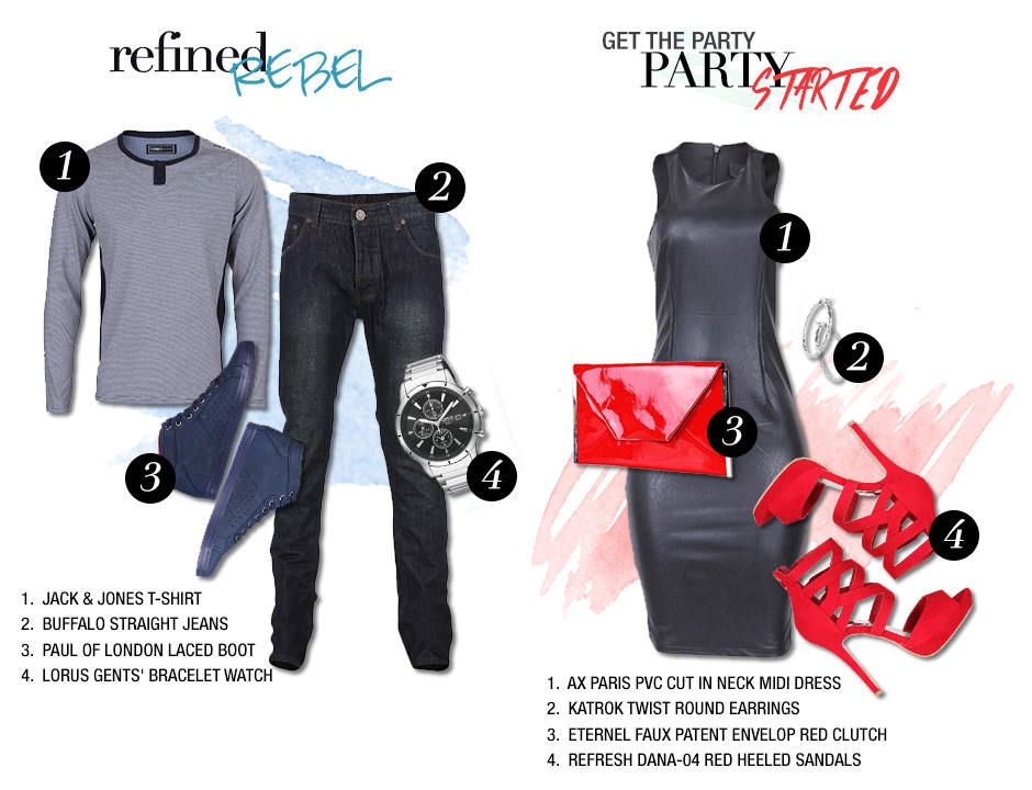 Get the Party Started fashion trend