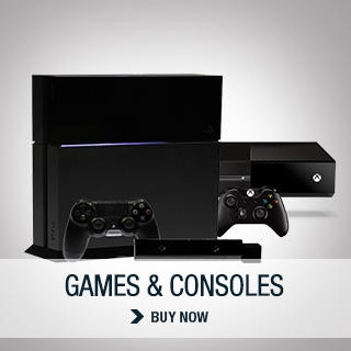 games & consoles on Jumia