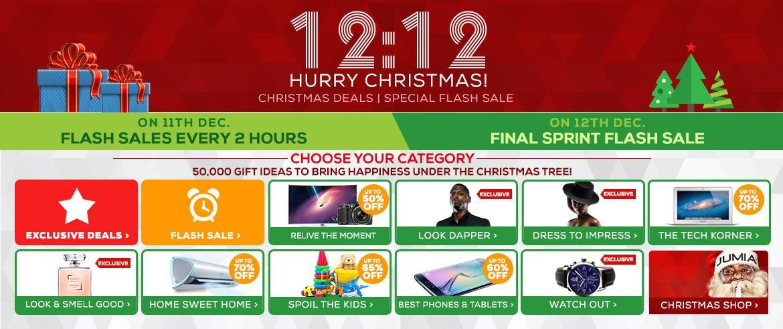 166b6cc32db 12/12 Christmas Deals - Christmas Flash Sales | Jumia Nigeria