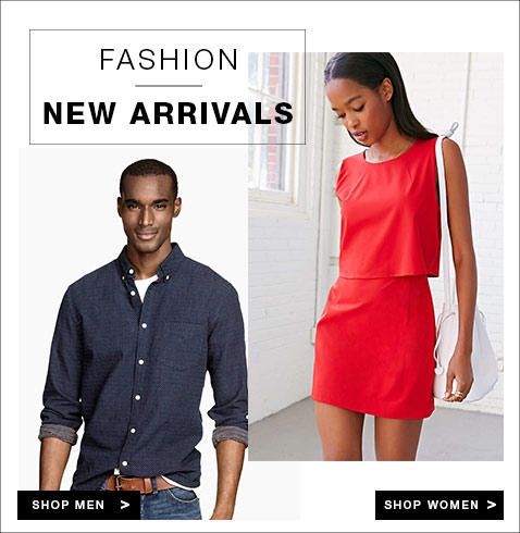 Womens Fashion New Arrivals