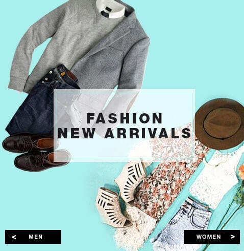 Fashion New Arrivals