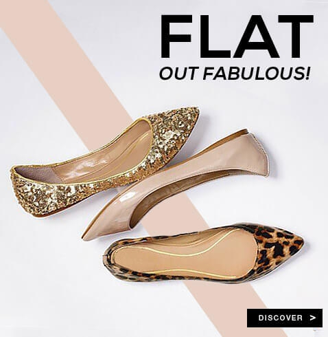 Ballerinas and Flats