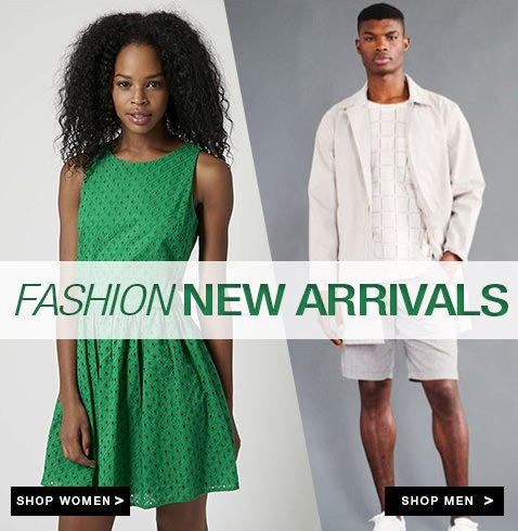 Fashion New Arrivals