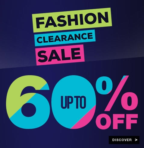 Fashion Clearance Sale