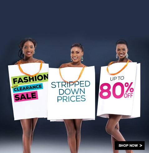 Fashion Super Clearance Sale