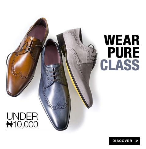 Formal Shoes - Wear Pure Class