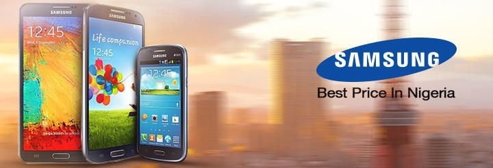 shop Samsung at best Price in Nigeria