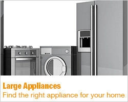 large appliances buying guides