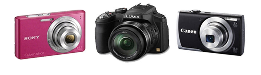 digital cameras online