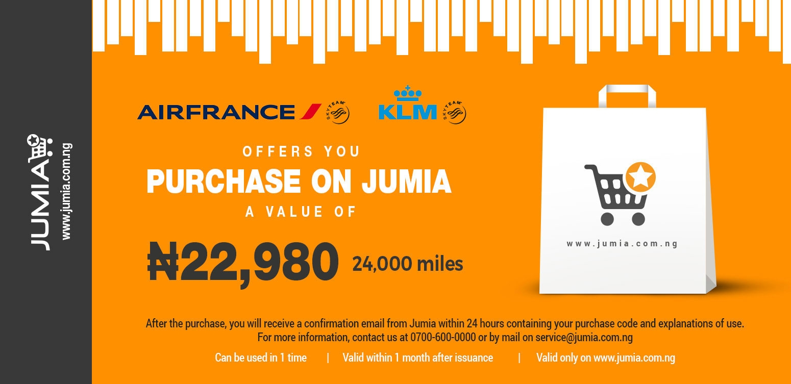 Jumia-Air_France_KLM_Miles