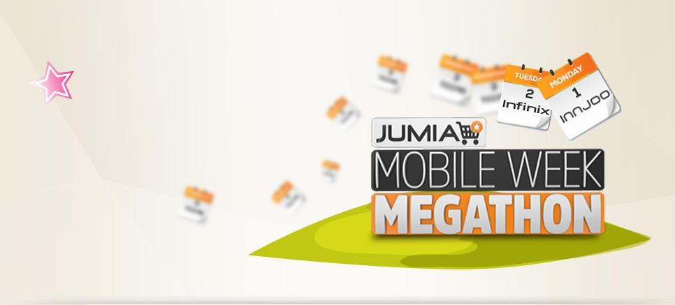Jumia mobile week megathon