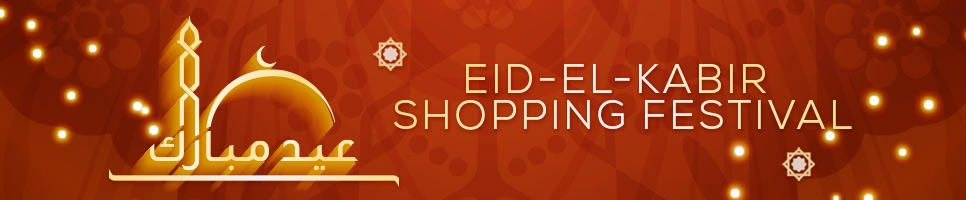 Eid shopping on Jumia
