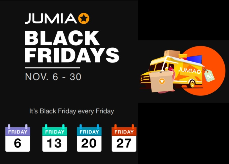 Black Friday 2020 Enjoy The Best Black Friday Deals In Nigeria Jumia Ng
