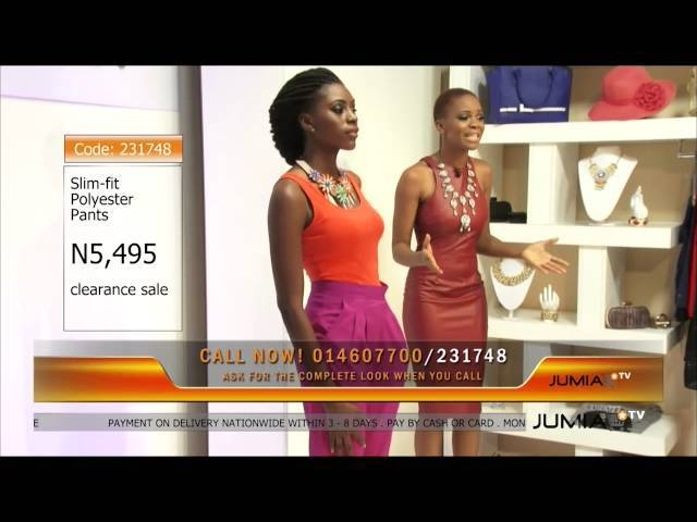 jumia tv show episode 1