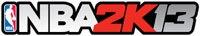 NBA 2K13 game logo