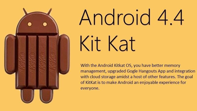 Android Kit Kat devices on Jumia