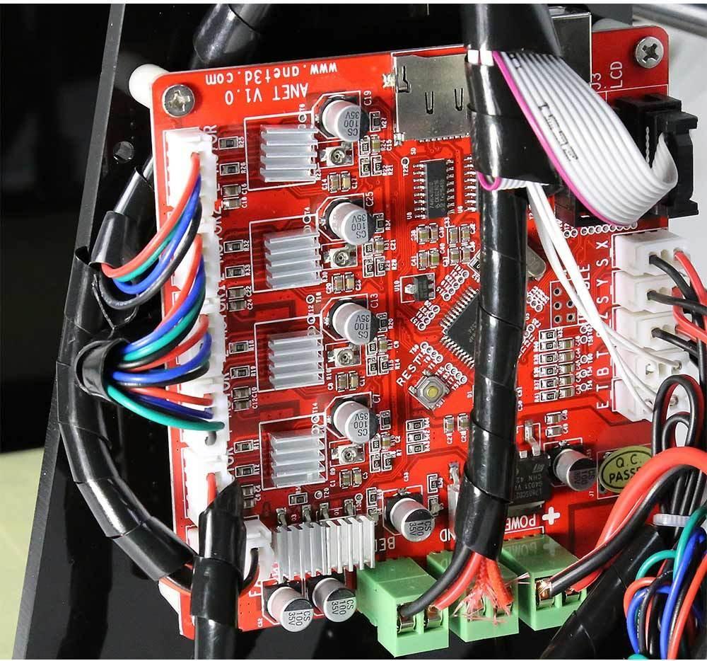 Anet A8 High Accuracy 3D Desktop Printer Prusa i3 DIY Kit